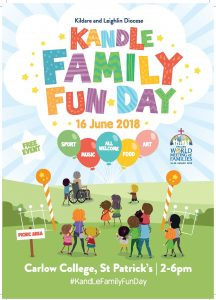 Kandle Family Fun Day @ Carlow College | Carlow | County Carlow | Ireland